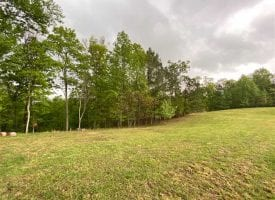 4.97+/- acres. Great view lot of the mountains and Franklin Forest